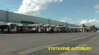 preview picture of video 'Den otevřených dveří DPP 2012 3/3 - Garáže Řepy'