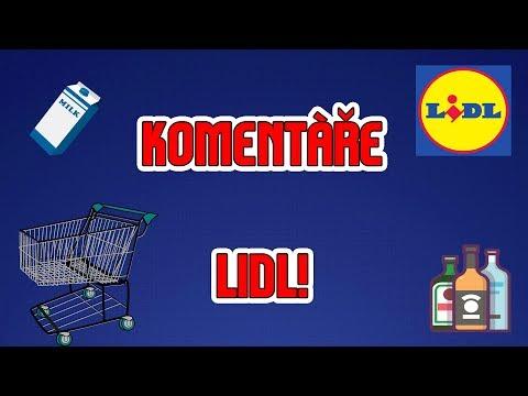 JdemeReagovat - Komentáře LIDL! PANÍ NECHTĚLI PRODAT CHLAST!