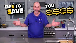 7 Kitchen Renovation Tips To SAVE YOU $1000s !!!!