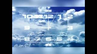 Часы первого канала со звуком часов REN TV 2000-2002