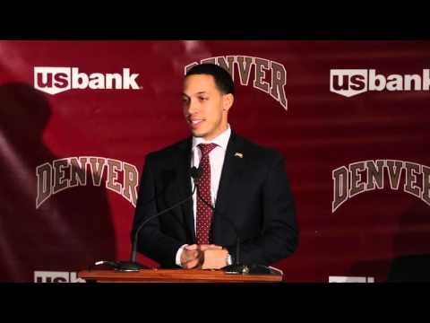 Rodney Billups: New Men's Basketball Head Coach