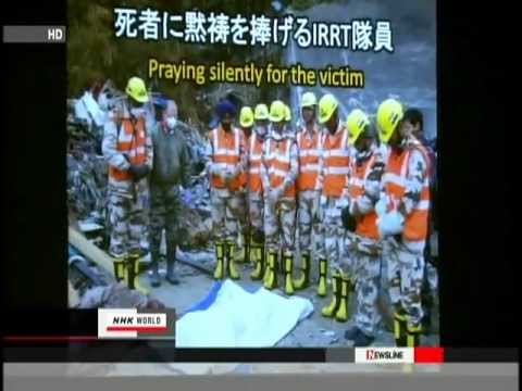 Thanking Friends in Need - NHK report