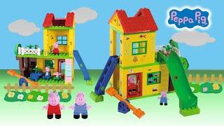 Peppa Wutz Spielhaus | Peppa Pig PlayBIG Bloxx | MeinSpielzeugmarkt