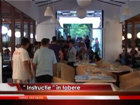 Instrucţie în tabere – VIDEO