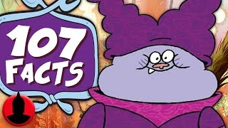 107 Chowder Facts You Should Know! (107 Facts S6 E10) | ChannelFrederator