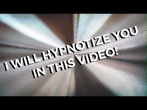 Can you be hypnotized? I will hypnotize YOU in this video!