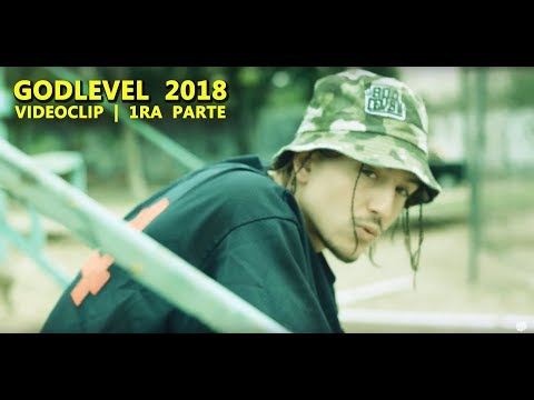 GOD LEVEL 2018 (Parte 1) Chystemc, Aerstame, Jeff Turner, Ali aka Mind, Akapellah, Semillah Skillz
