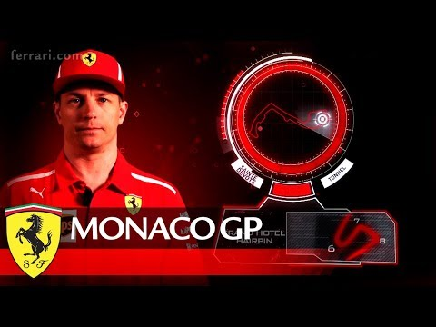 Monaco Grand Prix Preview - Scuderia Ferrari 2018
