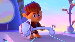 Монсики - все серии про Рея - сборник -  мультфильм для детей – чувства и эмоции