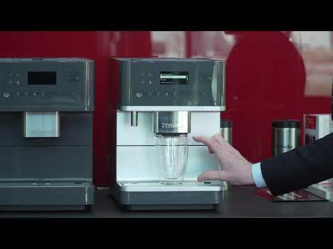 Découvrez la machine à café de comptoir CM6350