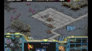 128강 16경기 SLayerS_'BoxeR' 임요환 VS Baxter 박준오 Game 2