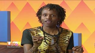 Life and Style: Innovate with Tendai Mbalekwa 19/1/2017
