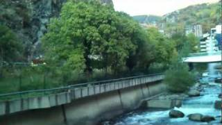 preview picture of video 'Puente de Escaldes-Engordany'