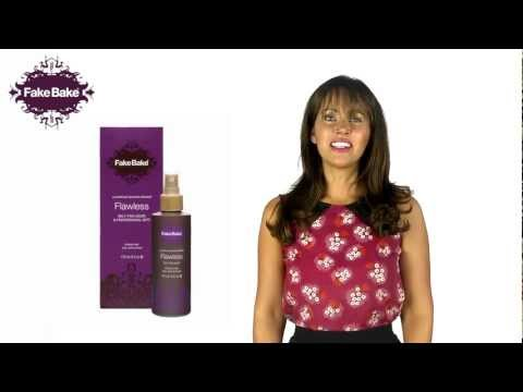 Fake Bake Fake Bake Flawless Darker Self-Tan Liquid & Professional Mitt