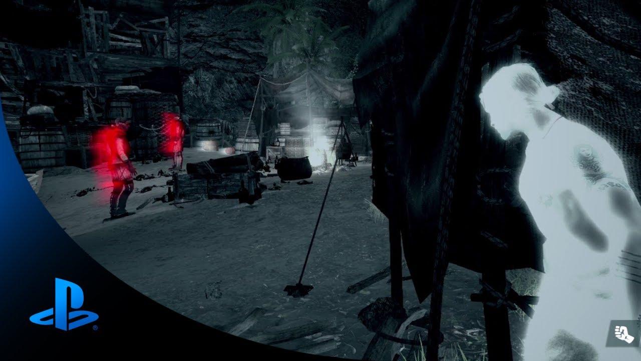 A Furtividade de Assassin's Creed IV: Black Flag