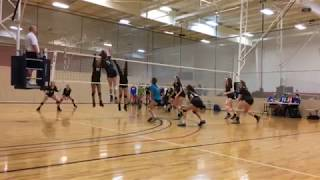 Outside Spike for a Point