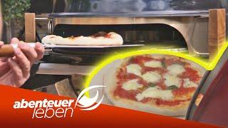 Großer Pizzaofen-Check: Perfekte Profi-Pizza für zuhause | Abenteuer Leben | Kabel Eins