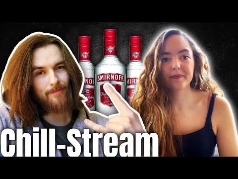 Friday Night Drinks with Kathrin (10k Subs Special)