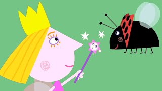 Ben and Holly's Little Kingdom | Magic Time | Kids Videos