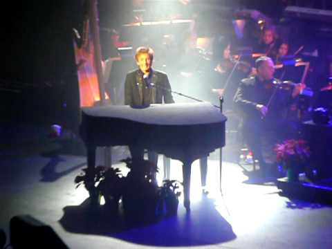Barry Manilow - Weekend in New England - 12/17/09