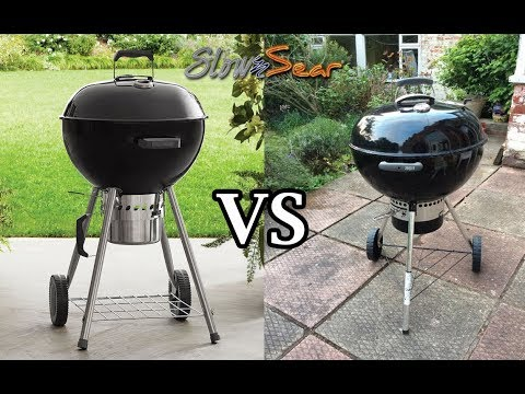 BEST Charcoal Kettle Grill For The Money | Member's Mark vs Weber