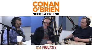 Conan, Andy, & Producer Frank Smiley Remember Norm Macdonald | Conan O'Brien Needs a Friend