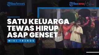Wiki Trends - Datangi Rumah Orangtua di Lumajang, sang Anak Syok Temukan 3 Anggota Keluarganya Tewas