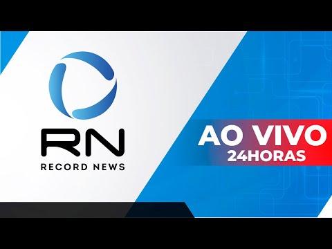 RECORD NEWS AO VIVO