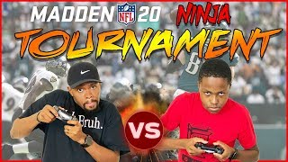 Can Trent Beat Dion!? The Matchup The World's Been Asking For! ( Ninja Member MUT Draft Tournament)