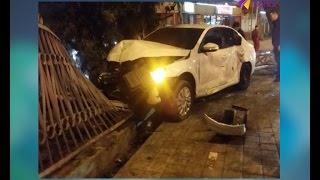 В Сочи произошло ДТП на улице Донской
