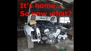 Head Gaskets, Timing Belt Job, Oil Cooler and More on a 1999 Audi A8 Quattro