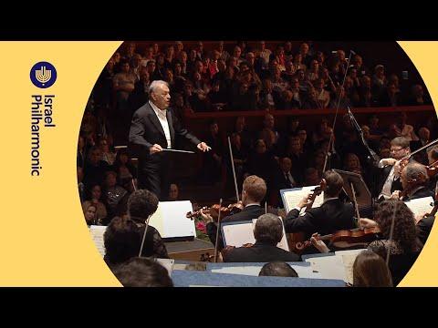 המופע מלא של התזמורת הפילהרמונית לרגל יום הולדת 80 למנצח זובין מהטה