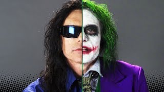 """After his success in """"The Room"""" and the """"The Disaster Artist,"""" Tommy Wiseau has been publicly campaigning for one of the most iconic roles in the history of film: Batman's eternal nemesis, The Joker. As huge fans, we at Nerdist give him a chance to show the world what he can bring to this legendary role!  The Disaster Artist is on Blu-ray and DVD March 13.  More on this video: http://bit.ly/WiseauSerious Subscribe for more Nerdist Presents: http://nerdi.st/subscribe Check out more Nerdist Presents: http://nerdi.st/NerdistPresents  Follow Us: Visit https://www.nerdist.com Facebook: https://facebook.com/nerdist Twitter https://twitter.com/Nerdist Instagram https://instagram.com/nerdist/  CAST: Tommy Wiseau as Joker Greg Sestero as Batman Peter Gilroy as Not Batman     CREW: Directed by Andrew Bowser Produced by Jason Nguyen Edited by Adam Scherer   Graphic Design by Caleb Drewel   Associate Producer Erik Kozura Director of Photography Connor Heck 1st AC Sean Goode Production Sound Jon Odate Wardrobe Stylist Cherokee Neas HMU Artist Fernanda Machado Key Set PA Zac York   Shot at McNulty Nielsen"""