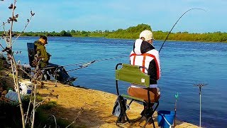 Рыбалка фидером на днепре беларусь