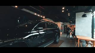 New GLS - launch at She`s Cafe Mercedes Benz FPV video