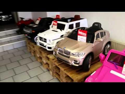 Kiddy Cars - ihr Fachhandel für Kinder Elektroautos