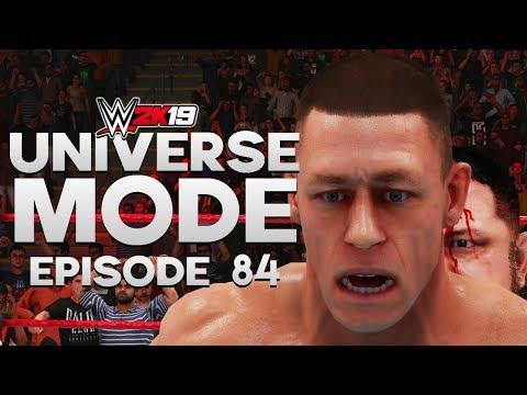 WWE 2K19 | Universe Mode - 'SUPERMAN RETURNS!' | #84