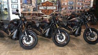 FXDR 114 в Harley-Davidson Новосибирск