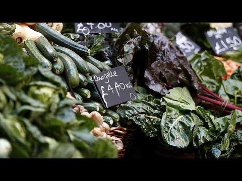 Βρετανία: Λαχανικά με δελτίο στα σούπερ μάρκετ