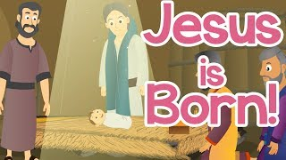 Jesus is Born! | 100 Bible Stories