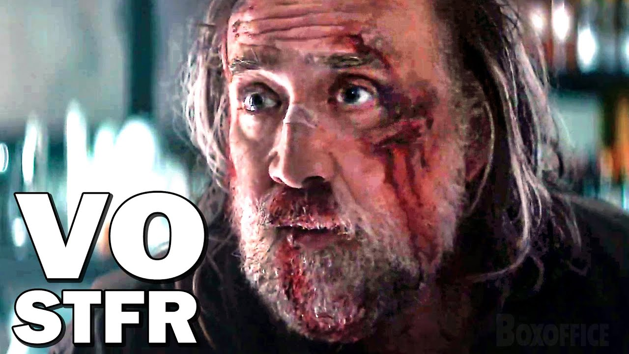 PIG Bande Annonce VOSTFR (2021) Nicolas Cage, Thriller