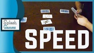 Card Game: Speed