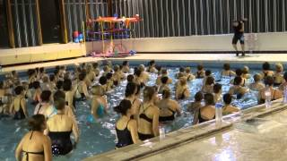 preview picture of video 'AquaGym - Christophe 2'