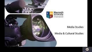 Media & Cultural Studies