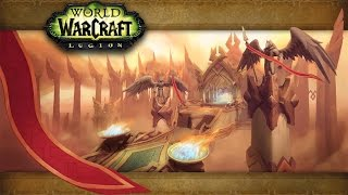 WoW: Legion - Warrior Campaign - Part IV - The Fate of Hodir