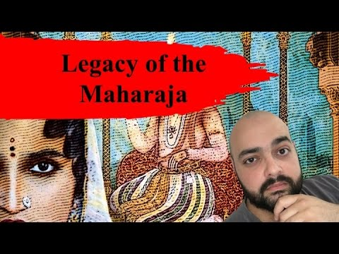 Legacy of the Maharaja Review - with Zee Garcia