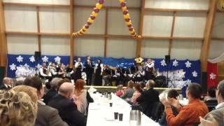 preview picture of video 'Występ Orkiestry Dętej w Lubomi podczas Gminnego Spotkania Kolędowego 25.01.2015'