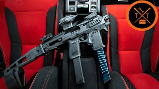 ULTIMATE Glock Carbine...What You Need To Know