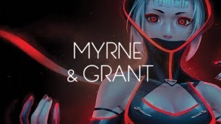 Gambar cover MYRNE & Grant - Fault (feat. McCall)