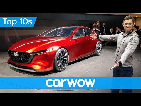 New Mazda 3 2019 – this KAI Concept shows what to expect | Top 10s